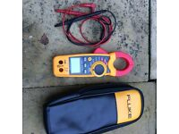 Newlec 1000A clamp meter.