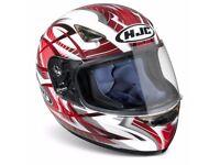 HJC - CS - 14 Manly Red MC - 1. Helmet. Size: XL