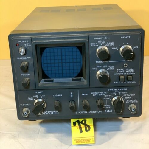 Kenwood Station Monitor SM-220