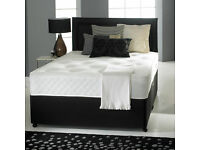 BRAND NEW FURNITURE-Double Divan Base Luxury Memory Foam Ortho Mattress-Sofa,Bed, Wardrobe available