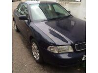 1998 Audi, petrol, Saloon for sale