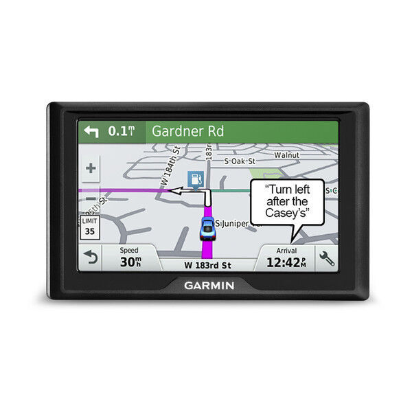 Garmin Auto 51 lmt-s EU, 5-pollici Dispositivo di navigazione
