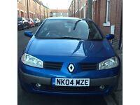 Renault megane dynamique 2004