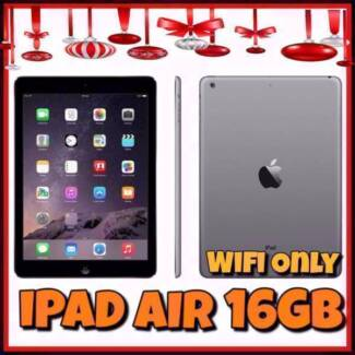 iPad Air 16GB Wifi ONLY -Pre-owned- Space Grey @Phonebot