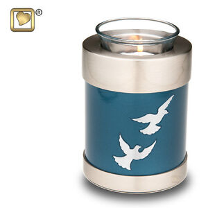 BEAUTIFUL TEA LIGHT CREMATION/MEMORIAL CANDLES AVAILABLE NOW
