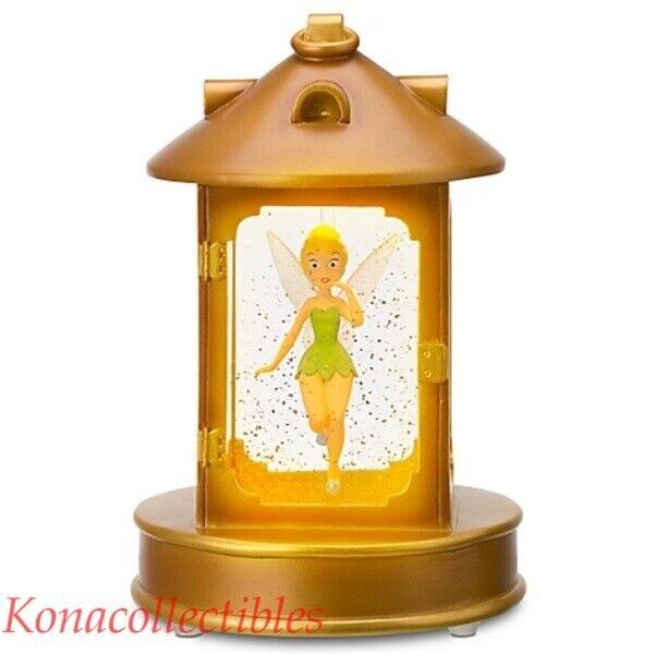 Disney Tinker Bell Light Up Lantern New! Garden!