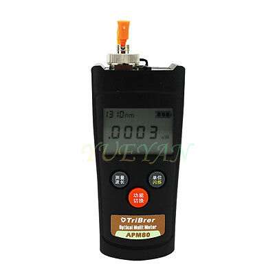 Fiber Optic Testing Tool Mini Optical Power Meter Tester -706bdm Apm80