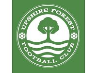Upshire Forest FC, Looking For Players For The Coming 16/17 Season!!