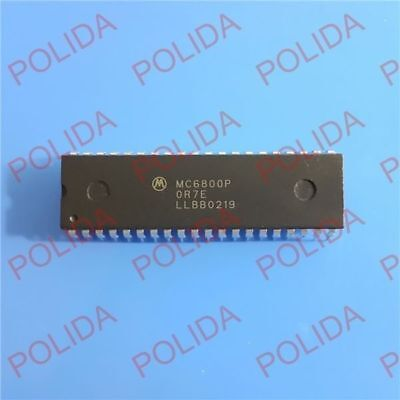 1pcs Ic Motorola Dip-40 Mc6800p