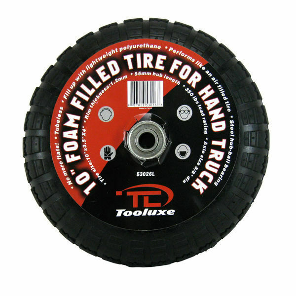 "Hand Truck 10"" Dolly Tire 