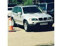 BMW 3.0I X5 2002