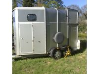 Ifor Williams 510 classic horse trailer