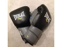 Everlast Evergel Protex 2 Boxing Gloves 14 Oz.