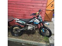 Welsh pit bike 160 2015