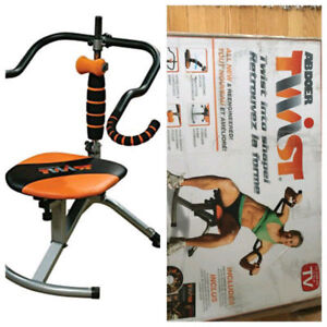 Ab Doer Twist BRAND NEW IN THE BOX