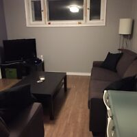 Lacombe - Newly Renovated Lower Floor Suite - Utilities Inc.