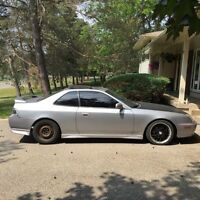98 HONDA PRELUDE SH (CERTIFIED/ETESTED)