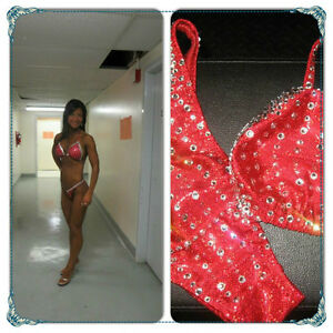 Figure Competition Suit Price Reduced- $300