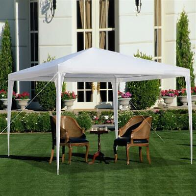 10'x10' Outdoor Canopy Party Tent Camping Shelter Heavy Duty Gazebo Wedding Tent