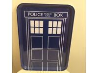 DOCTOR WHO Tray brand new