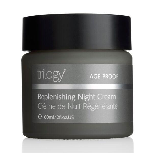 Trilogy Certified Replenishing Night Cream 60ml Age Proof