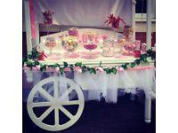 Candy cart hire BIRTHDAYS WEDDINGS CHRISTENINGS
