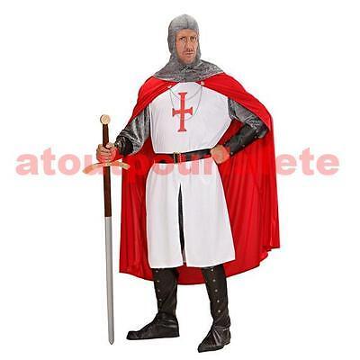 Déguisement de chevalier Croisé Médiéval,Moyen-Age, - Kostüm De Chevalier