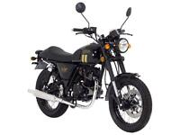 BRAND NEW LEXMOTO VALIANT RETRO 125CC, £1,999.99 + OTR, FINANCE FROM £1.36 / DAY