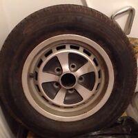 Jaguar xj6 s3 genuine spare tire