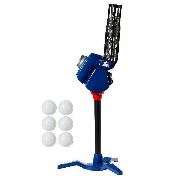 mlb 4 in 1 baseball pitching machine