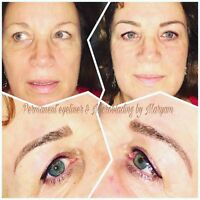 Microblading by Maryam $249 special of October