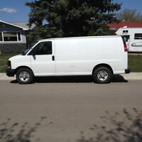Carpet Cleaning Truck - Mount