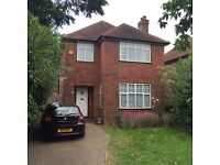 Lovely 3 bed detached house with a massive garden!