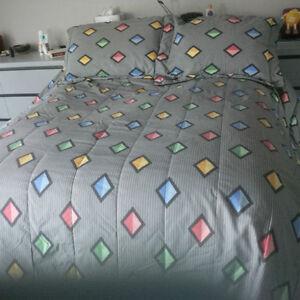 Comforter Set +2 Pillow shams