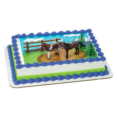 Cake Toppers Horse Cake Topper Western