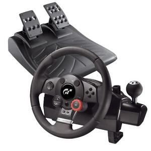 Volant Logitech Driving Force GT DFGT Steering Wheel
