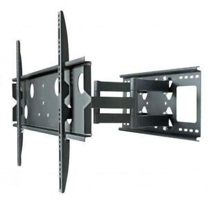 "PROTECH FL 503 TV WALL MOUNT BRACKET 42-80"" TV FULL-MOTION WALL MOUNT HOLDS 80 KG FOR CURVED FLAT PLASMA TV $89.99"