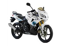 Lexmoto XTRS 125cc - Was £1399 - NOW £1299 - 2 Year Parts Warranty - Finance Available