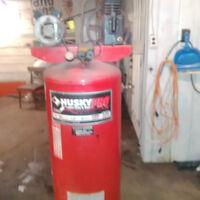 7 horse/60 gallon air compressor