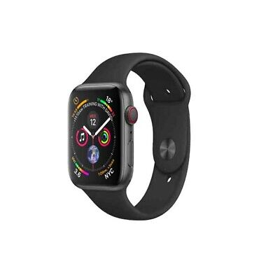 Apple iwatch series 4 (GPS+CELL.) 44 mm Space Grey with Warranty from us