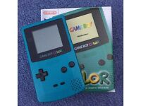 Game Boy Colour + 4 Games