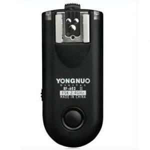 Yongnuo RF-603C II Wireless Flash Trigger