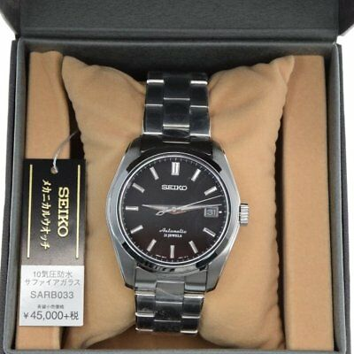 Seiko Sarb033 Mechanical Automatic Stainless Steel Wrist Watch On Sales