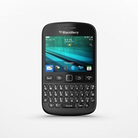 Like New Black BlackBerry Bold 9720 Touch Screen Phone on Vodafone + Micro USB Cable + Free Sim!