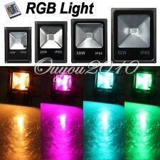 Projecteur 10W 20W 30W 50W LED IP65 SMD RGB Blanc Pure/Chaud Lampe Ampoule SPOT