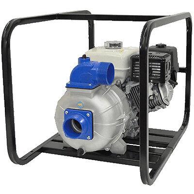 Ipt Pumps 4s13xhr - 530 Gpm 4 Electric Start Trash Pump W Honda Gx390 Engine