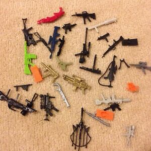 Vintage G.I. Joe weapons