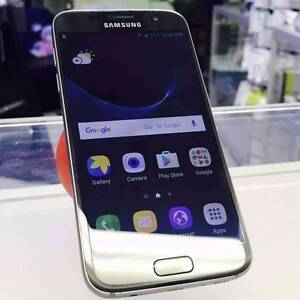 GOOD CONDITION GALAXY S6 32GB BLACK TAX INVOICE WARRANTY UNLOCKED Surfers Paradise Gold Coast City Preview