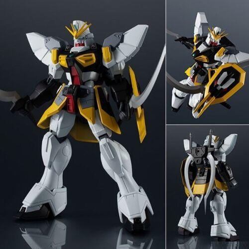 "Gundam Universe GU-13 XXXG-01SR Sandrock Gundam 6"" action figure Bandai"