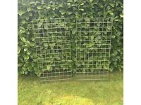 2ft x 4ft Metal Mesh Panel Display Boards ****Perfect for Craft Fairs****